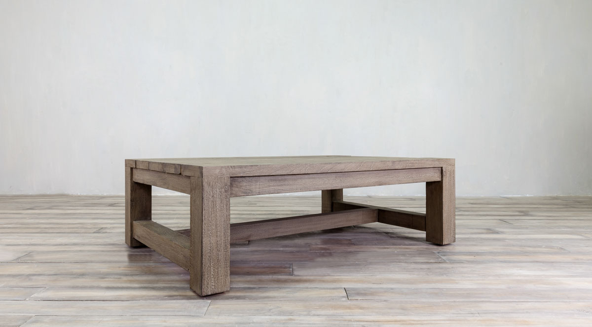 Outdoor teak collections side coffee tables marie albert home click for wood finish options geotapseo Image collections