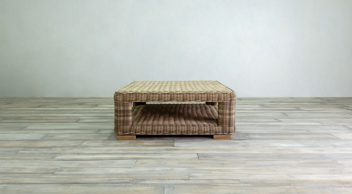 outdoor rattan collections sidecoffee tables marie albert home