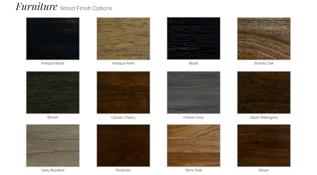 For Wood Samples